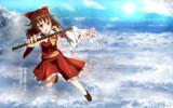 楽園の素敵な巫女(*´∀`)