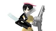格闘ガチ勢の次女