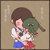 加賀さんと瑞鶴