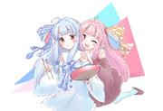 琴葉姉妹♪