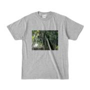 Tシャツ 杢グレー Photo-Bure-Nature