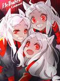 三つ子悪魔のケルベロス