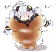 チョココロネあかり。