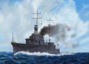 軽巡洋艦夕張(1923)