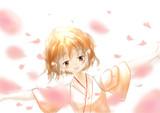 光と桜と松前緒花