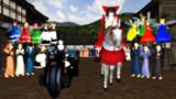 【第12回東方ニコ童祭】劇場版 東方〇〇〇 博麗の巫女と21のキャノン封結晶(赤)