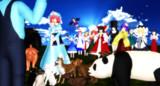 【第12回東方ニコ童祭】「もふもふといえば俺だろ 混ぜろよ」「お待ちしていましたわ」