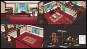 ばあちゃる学園生徒会室再現ステージ_Ver1.1