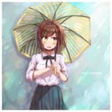 雨のち晴れ