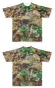 Tシャツ フルグラフィック ザっカルビ