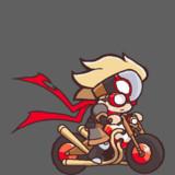 棺桶バイク