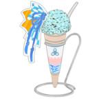 チョコミントアイス葵ちゃん 1-1