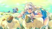 【第12回東方ニコ童祭ED絵募集】特性もふもふ