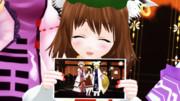 【第12回東方ニコ童祭ED絵】八雲さん家の猫