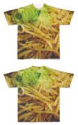 Tシャツ フルグラフィック 家系黒醤油