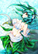 貝ブラわかさぎ姫