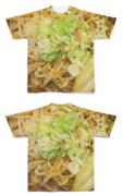 Tシャツ フルグラフィック 心のラーメン
