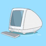 iMacの限定カラー