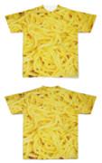 Tシャツ フルグラフィック 無敵の麺