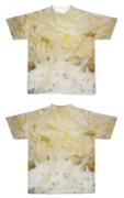Tシャツ フルグラフィック 白の挟撃