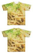 Tシャツ フルグラフィック 味噌らあめん
