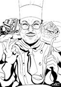 きょうの料理或いは百発百中の歩兵砲手~帝国ホテル顧問・村上信夫シェフ