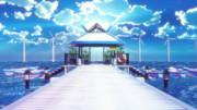 【MMDステージ配布あり】夏日咨询-天气晴 ver1.0
