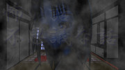 女性幽霊の怖い画像
