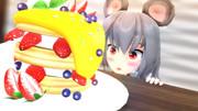 【20夏MMDふぇすと展覧会】 チーズソースパンケーキ