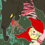 強襲する人狼
