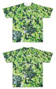 Tシャツ フルグラフィック グリーンバリケード