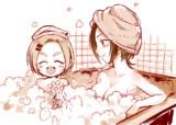 お風呂(東郷あい/龍崎薫)