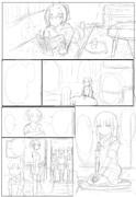 しばふ中学校「伊勢先生のアパート」
