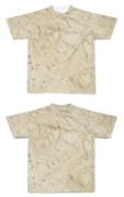 Tシャツ フルグラフィック 粉っポイド