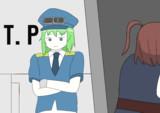 T・Pと化したDIYUSI