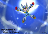ROCKMAN X Wish for Peace