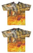 Tシャツ フルグラフィック サバ味噌パワー