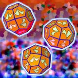 目目連の五角二十四面体