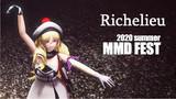 【20夏MMDふぇすと展覧会】Richelieu