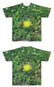Tシャツ フルグラフィック タンポポポ