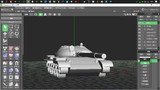 T-62製作中[Mcヘリ]