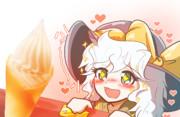 ソフトクリームの日こいしちゃん