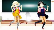 歌愛ユキ ふぉっくす紺子 元気にダンス!