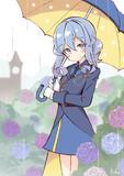 雨とゴトちゃん