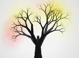 不思議な木12