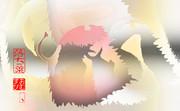 「落ち葉」※透過効果・彩・おむ08976