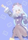 シロちゃん「ぱいーん」