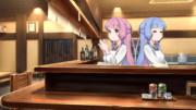 【立ち絵】割烹着琴葉姉妹