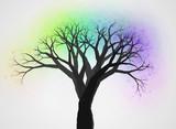 不思議な木16