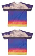 Tシャツ フルグラフィック 雲大三元